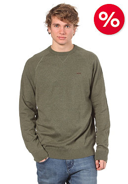 VANS JT Exchange Knit Sweat olive green heather
