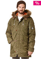 VANS JT Hetch Jacket ivy green