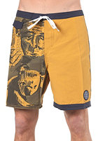 VANS JT Trimline Boardshort harvest gold/dress blue