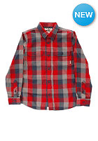 VANS Kids Alameda L/S Shirt chili pepper/mi