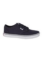 VANS Kids Atwood (canvas)nvy/wht