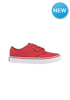 VANS Kids Atwood (canvas) red/wh