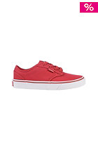 Kids Atwood (canvas) red/wh