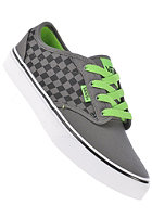 VANS Kids Atwood (checkers) pewter