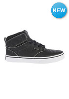 VANS Kids Atwood Hi (leather) black