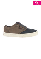 VANS Kids Atwood (leather suede) earth/phantom