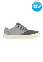VANS Kids Atwood (leather suede) pewter/mid gray