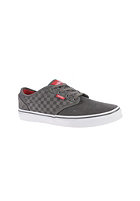 VANS Kids Atwood (suede checker) black
