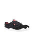 VANS Kids Atwood (suede checkers) black