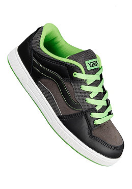 VANS Kids Baxter black/pewter/green