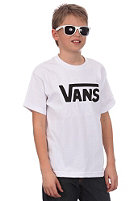 VANS KIDS/ Boys Classic S/S T-Shirt white/black