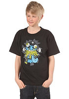 VANS KIDS / Boys Exploded Boys S/S T-Shirt black