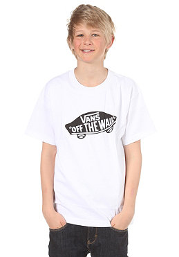 VANS KIDS/ Boys OTW S/S T-Shirt white/black