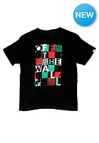 VANS Kids Checker Blaster II S/S T-Shirt black