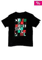 Kids Checker Blaster II S/S T-Shirt black