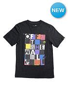 VANS Kids Checker Blaster II S/S T-Shirt black/white