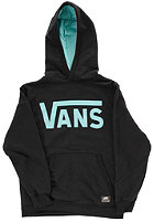 VANS Kids Classic Hooded Sweat black/agate gre