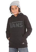 VANS KIDS/ Classic Hooded Sweat black/gravel