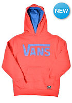 VANS Kids Classic Hooded Sweat reinvent red/classic blue