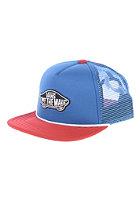 VANS Kids Classic Patch Trucker Cap blue/red