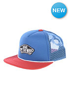 VANS Kids Classic Patch Trucker Cap blue/red