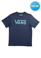 VANS Kids Classic S/S T-Shirt navy/lagoon
