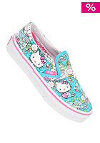 VANS Kids Classic Slip On hello kitty b