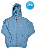 VANS Kids Core Basic Hooded Zip Sweat bluesteel