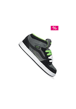 VANS Kids Edgemont black/charcoal/green