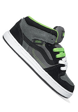 VANS KIDS/ Edgemont black/charcoal/green