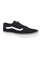 VANS Kids Milton suede black/white