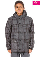 VANS KIDS/ Mixter II Boys Jacket black plaid