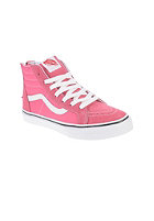 VANS Kids Sk8-Hi Zip hot pink/true w
