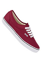 VANS Lpe Shoes tawny port/true