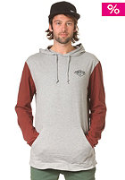 VANS Milner Hooded Sweat concrete hthr/b