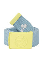 VANS Multi Palm Web Belt milky blue