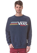 VANS Native Check Crew Sweat dark denim