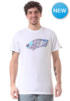 VANS Off The Wall Fill S/S T-Shirt white
