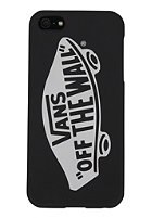 VANS Off The Wall I Phone 5 Case black