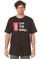 VANS Off The Wall S/S T-Shirt black
