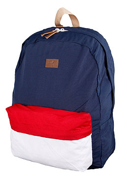 VANS Old Skool II Backpack dress blues/color block