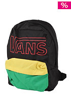 VANS Old Skool II Backpack rasta colorblock