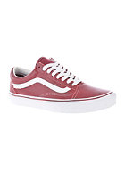 VANS Old Skool (leather) tibet red