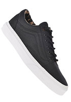 VANS Old Skool Reissue CA coated twill black