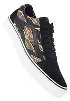 VANS Old Skool suede tiger c