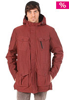VANS  Ostrom Jacket deep red heather