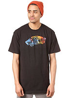 VANS Otw Tie Dye S/S T-Shirt black