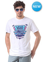 VANS Palm Local S/S T-Shirt white