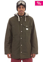 VANS Penken Jacket army/grey marl