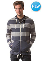 VANS Pensacola Hooded Zip Sweat navy stripe